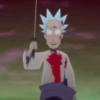Rick and Morty is Officially Anime Thanks to Studio DEEN Short