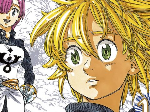 The Seven Deadly Sins Manga Ends on March 25