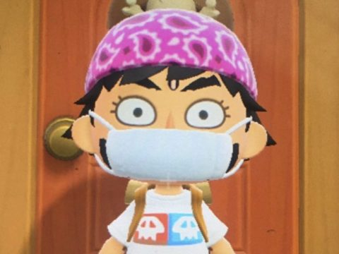 Creative Animal Crossing Player Recreates Comiket in Game