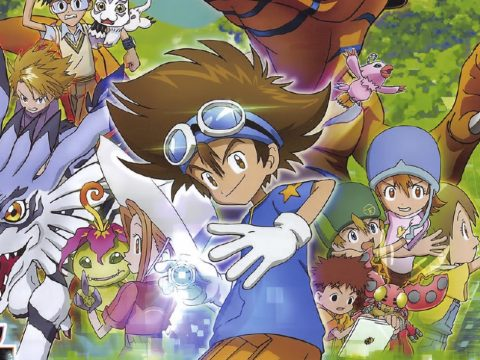 """Listen to Digimon Adventure:'s New Ending Theme Song """"Dreamers"""""""