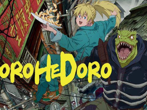 Dorohedoro Anime Hits Netflix May 28