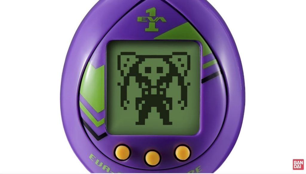 Evangelion Tamagotchi Put Angels in Your Pocket