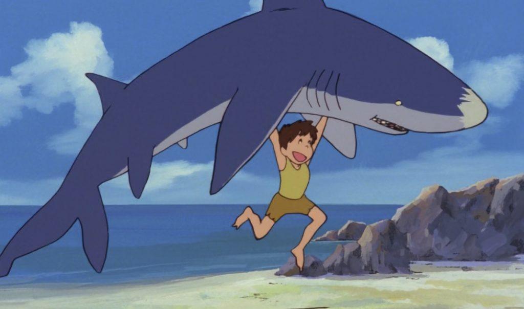 Miyazaki's Classic Future Boy Conan Anime Takes Kingdom's Slot