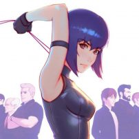 Ghost in the Shell SAC_2045 CG Anime Already Locks in Season 2