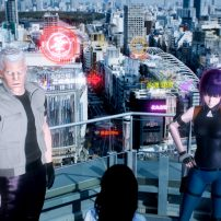 Ghost in the Shell's Major Invites Fans on VR Adventures