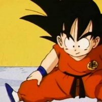 Dragon Ball's Goku is Here to Read You a Story