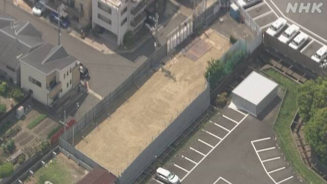 Kyoto Animation Studio 1 Demolition is Complete