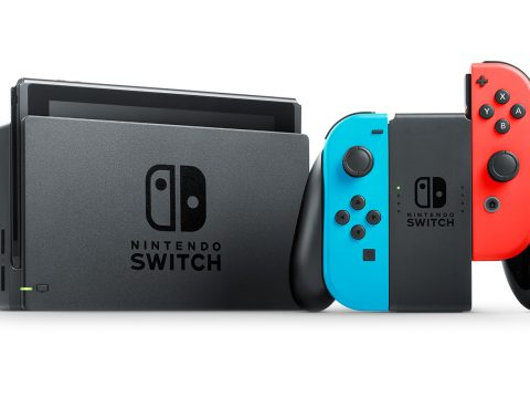Switch Shipments Have Been Halted in Japan