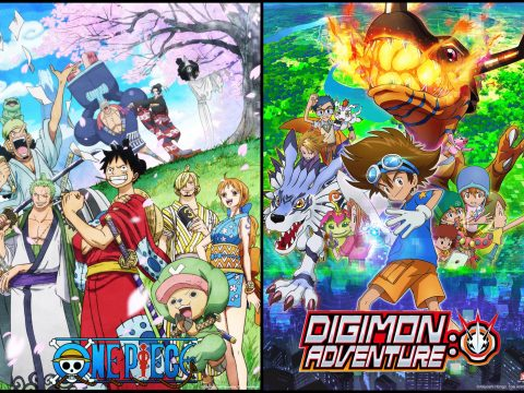 One Piece and Digimon Join the Delayed Anime Club
