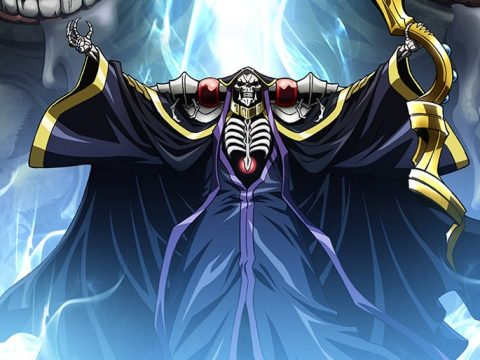 Overlord Novels to End with Volume 17