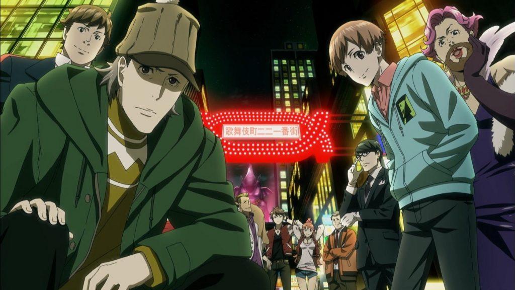 Case File nº221: Kabukicho Gets Six-Part OVA This August