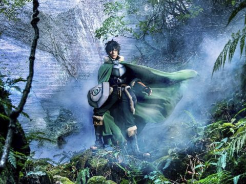 Shield Hero Stage Play Goes Audience-Free for Home Video