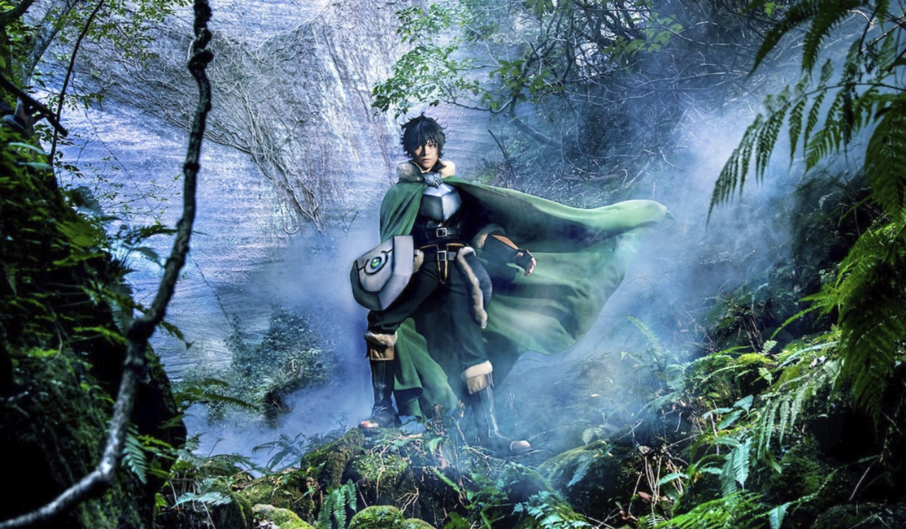 shield hero stage play