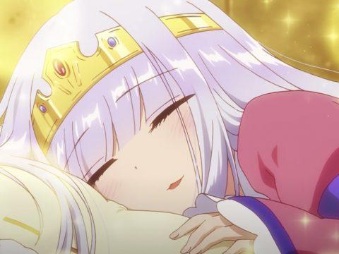Sleepy Princess in the Demon Castle Anime Teased