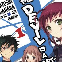 The Devil is a Part-Timer! Light Novels Prepare to End