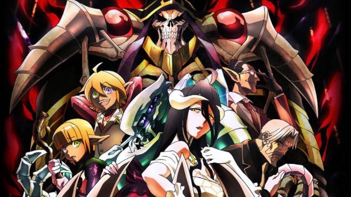 isekai anime: Overlord anime