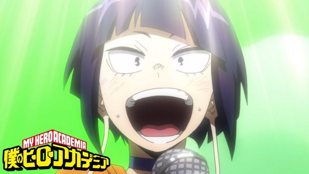 "My Hero Academia Anime Goes Behind the Scenes of ""Hero Too"""