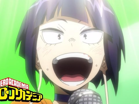 "My Hero Academia Anime Goes Behind the Scenes of ""Hero Too"""
