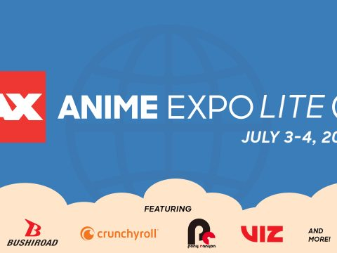 Anime Expo Announces Anime Expo Lite for July 3-4, 2020