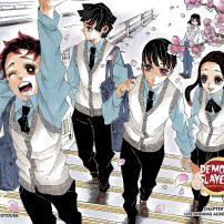 Demon Slayer Manga Officially Ends Its Run in Shonen Jump