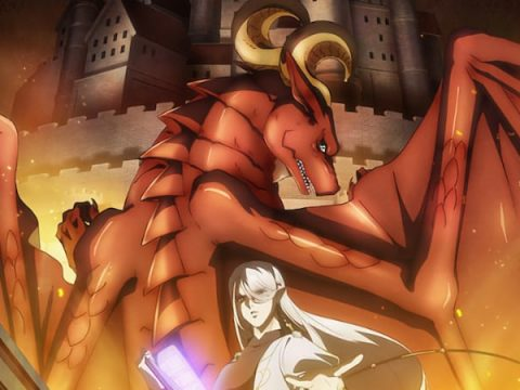 Dragon Goes House-Hunting Manga Lands TV Anime from SIGNAL.MD