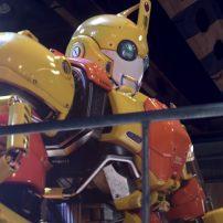Live-Action Eizouken! Trailer Switches on the Giant Robot