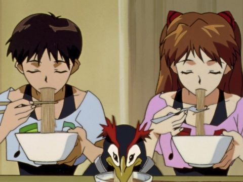 Satiate Your Evangelion 3.0+1.0 Appetite with Eva Ramen