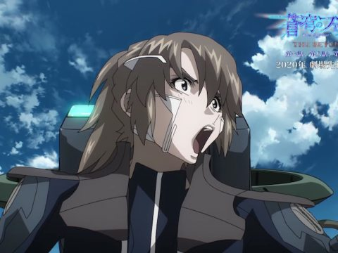 Fafner the Beyond Anime Trailer Previews New Episodes