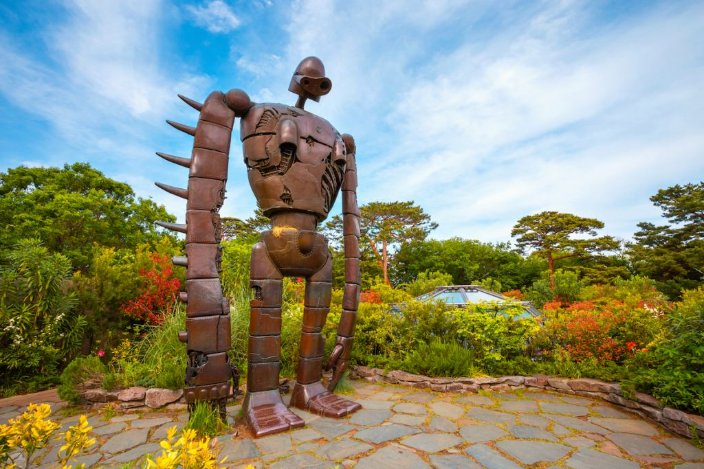 You Can Visit Ghibli Museum Safely Thanks to Virtual Tours