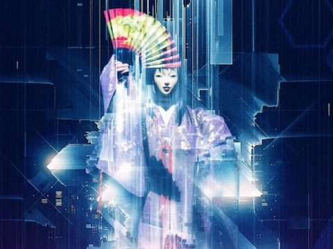 Ghost in the Shell Inspires VR-Infused Noh Play