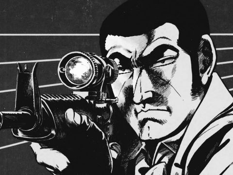 Golgo 13 Manga Adapted to Join the Fight Against COVID