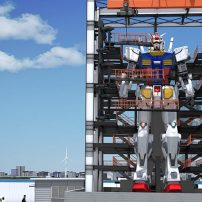 COVID-19 Delays Moving Gundam Statue's Debut