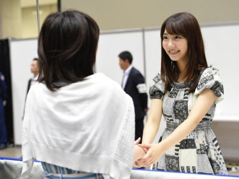 "Idol Group AKB48 to Hold Remote ""Air Handshake"" Events"