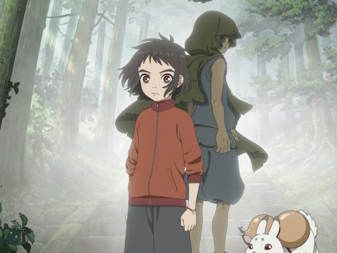 Child of Kamiari Month Anime Film Brings Mythology to Theaters in 2021