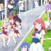 Idol Anime Lapis Re:Lights Lights Up Screens in July