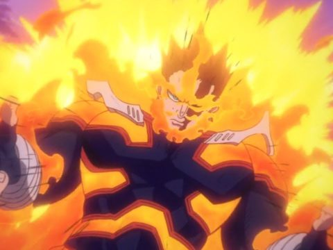 My Hero Academia Anime Shows More Awesome Behind-the-Scenes Cuts