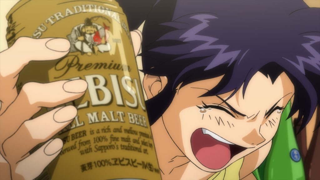 How Much Beer Does Evangelion's Misato Actually Drink?