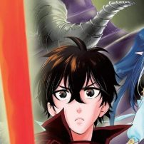 The New Gate Manga Turns Fantasy Games into Reality