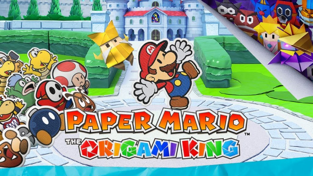 Nintendo Surprises with New Paper Mario Game Announcement