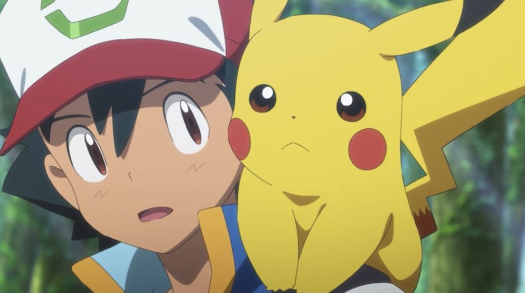 Next Pokémon Anime Film Hit With COVID-19 Related Delay