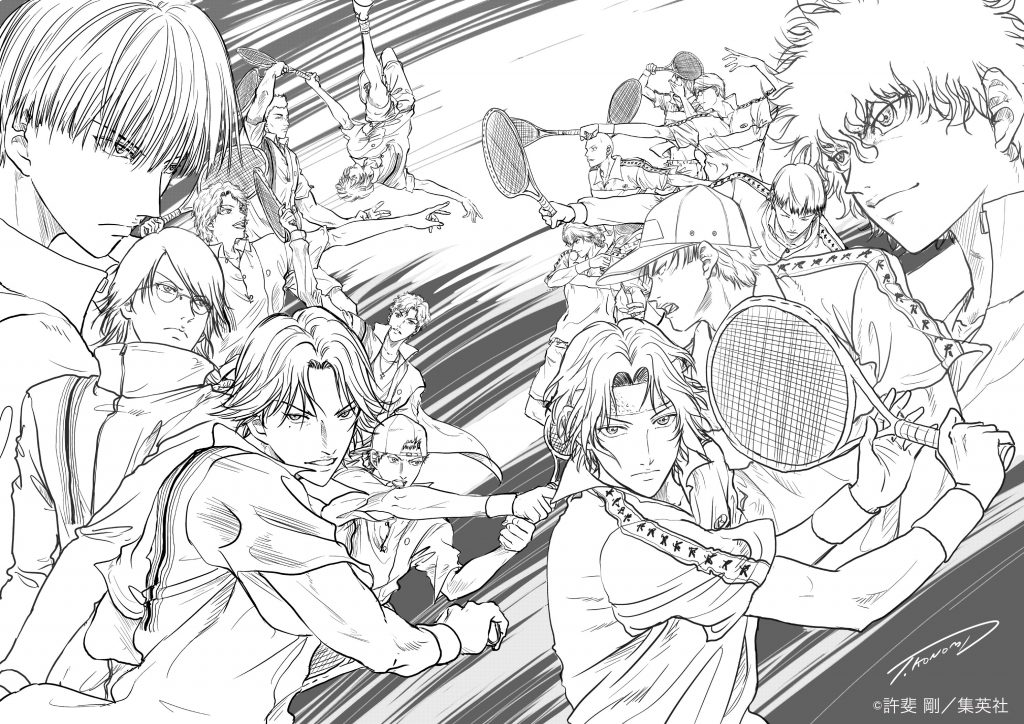 The Prince of Tennis Plans New Anime for 20th Anniversary