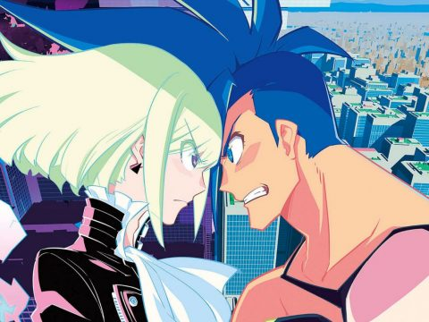 PROMARE Collector's Edition Revealed for North America