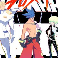 Promare Celebrates First Anniversary with New Visual