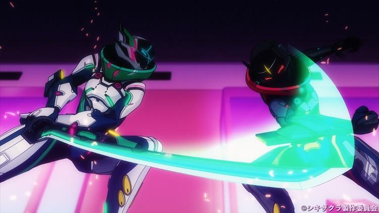 Sci-Fi Anime Shikizakura Gets First Trailer, Details