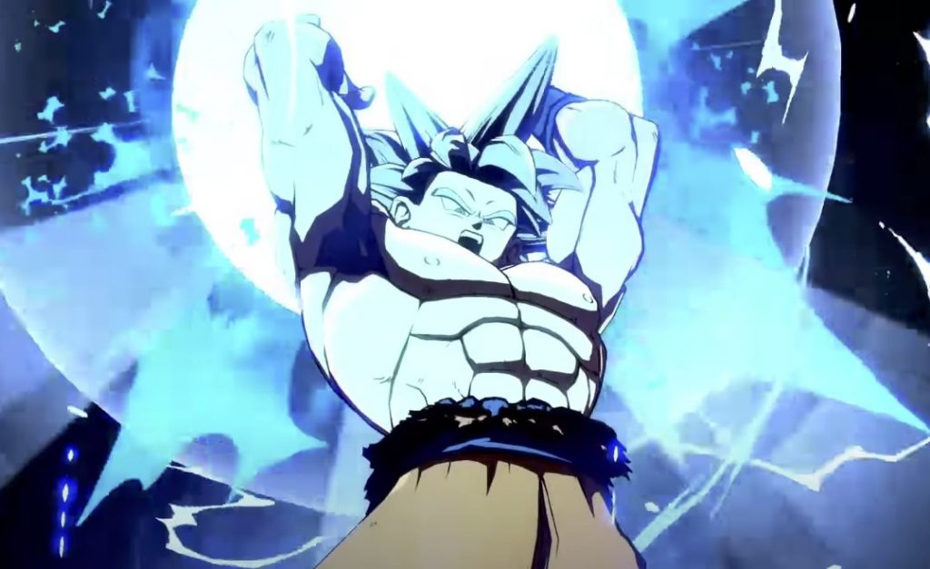 Dragon Ball FighterZ Rolls Out Ultra Instinct Goku Launch Trailer