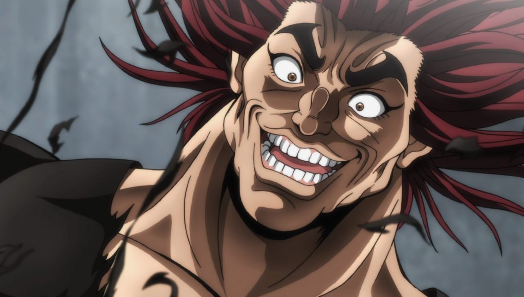 Japan's Top Bodybuilder is Now Official Baki Anime Supporter