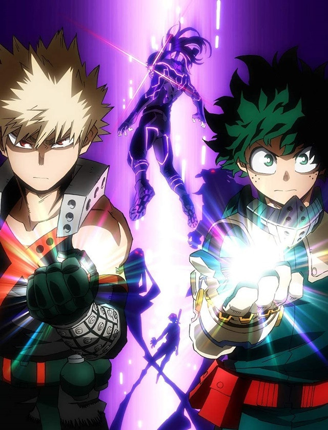 My Hero Academia Plans Online Hero Fes Event For October