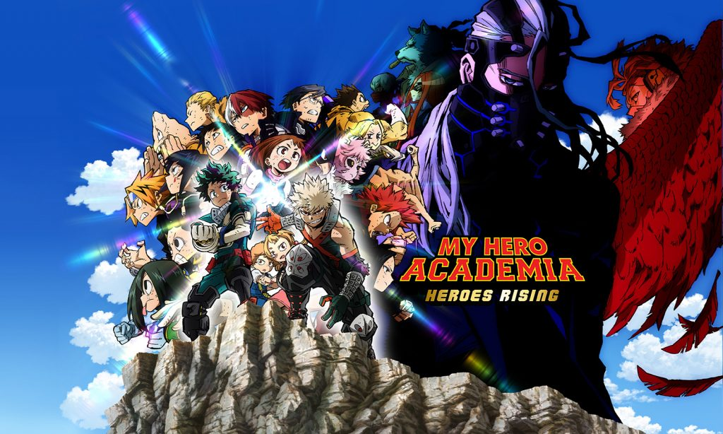 My Hero Academia Rises Up in the Latest Issue of OTAKU USA Magazine