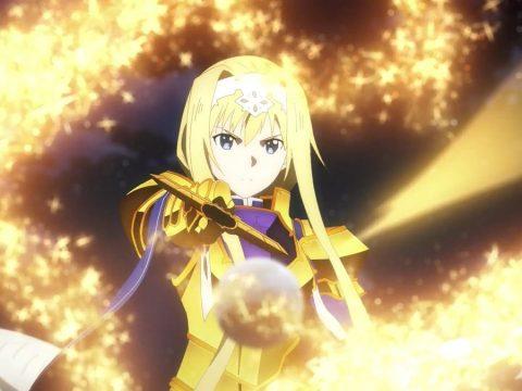 Sword Art Online Alicization War of Underworld Kicks Off Final Season July 11