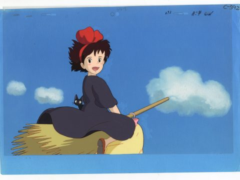 Animation Cels from Dragon Ball, Sailor Moon, and Ghibli to Be Auctioned Live